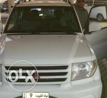 pajero io 4 doors 120000km new condition