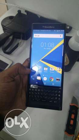 Black berry priv new