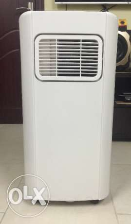 Portable ac (Used only once)