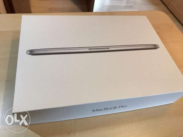 Apple MacBook Pro Retina 13 2015