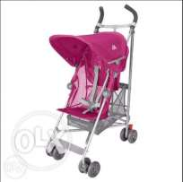Original MacLaren Baby Stroller (Fuchsia) - New, Unopened, Unused