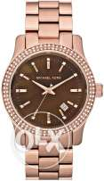 Michael Kors watch Rose gold- مايكل كورس ساعة