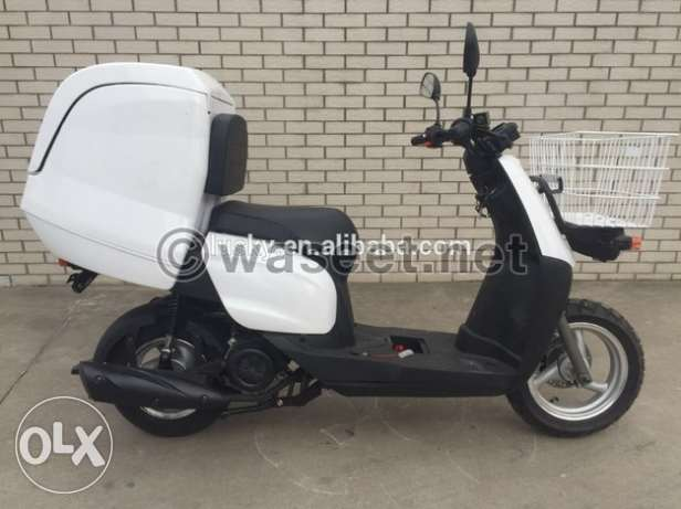 Delivery Bike For day rental for your business