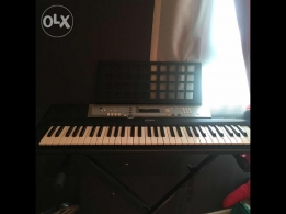 Yamaha keyboard in a very good condition