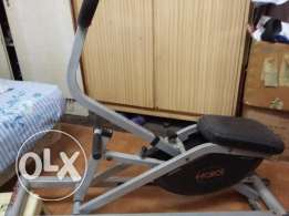Cross-Trainer E-Force, exercise machine