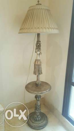 lamp mede by American