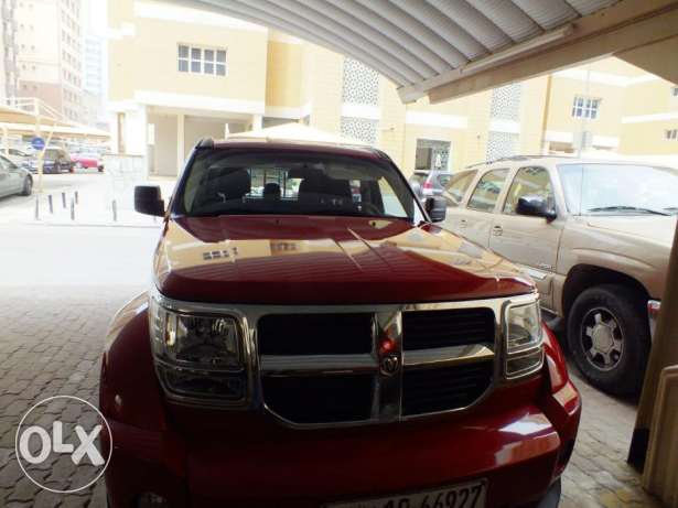 Dodge Nitro 2011 for sale - 55000 km only