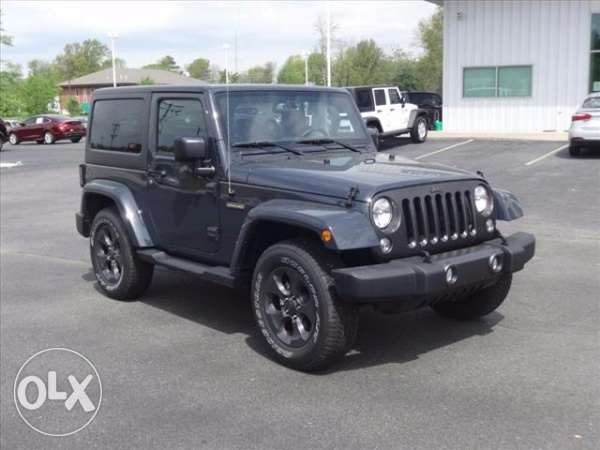 2017 Jeep Wrangler Available