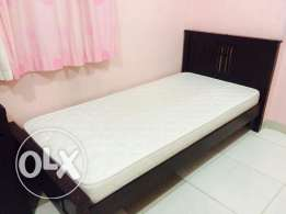Home centre bed and mattress( kids ), in excellent condition