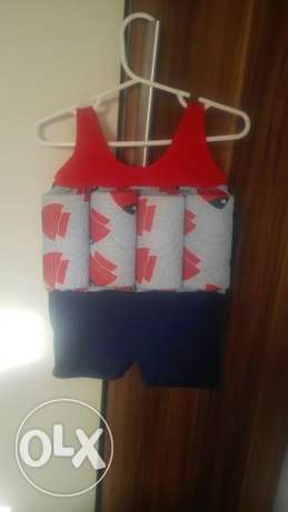 Baby swimming suit