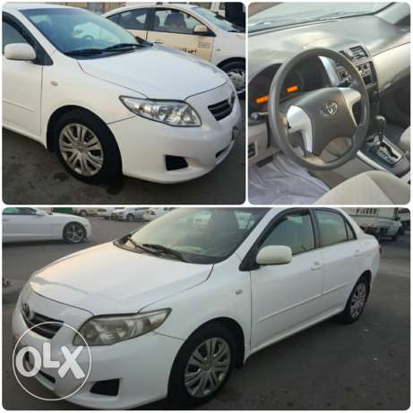 Toyota Corolla 2010 - 1.6 for Sale in Excellent Mint Condition