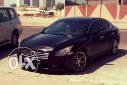 Nissan Maxima 2010 Full option 112,000 kms