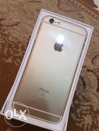 I phone 6s 64gb gold