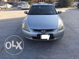 honda accord 2003 v6 full option