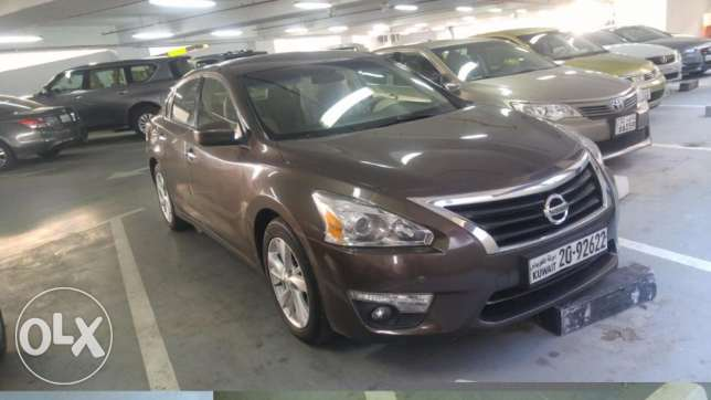 Nissan Altima 2013 with 1 Year Extended Warrenty for Sell