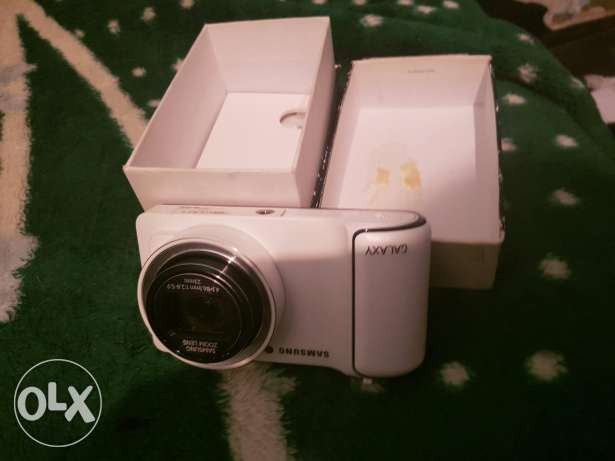 Samsung Galaxy Camera . Lens not working الفحيحيل -  4