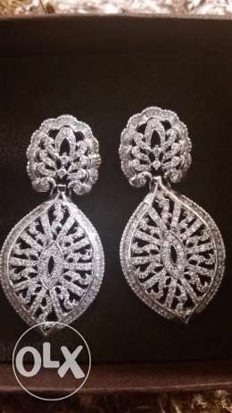 Pure silver earing(925)