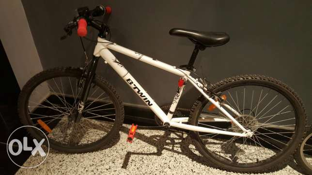 BTWIN 24' mountain bike (first real) السالمية -  3
