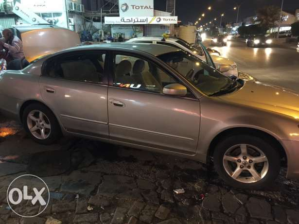 Nissan Altima 2005 very good condition السالمية -  5