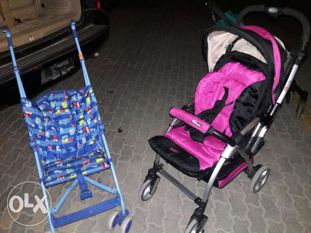 For Sale 2 strollers