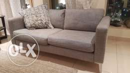 Ikea sofa set on sale