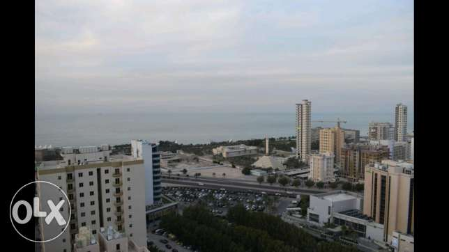 Salmiya, fully furnished studio for rent 250KD
