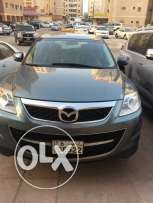 MAZDA CX-9 FULL OPTION with sunroof for sale