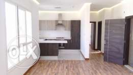 Sea view brand new 1 bedroom semi furnished flat for KD 450 in Shaab