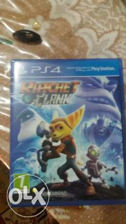 Ps4 game- -rachet and clank