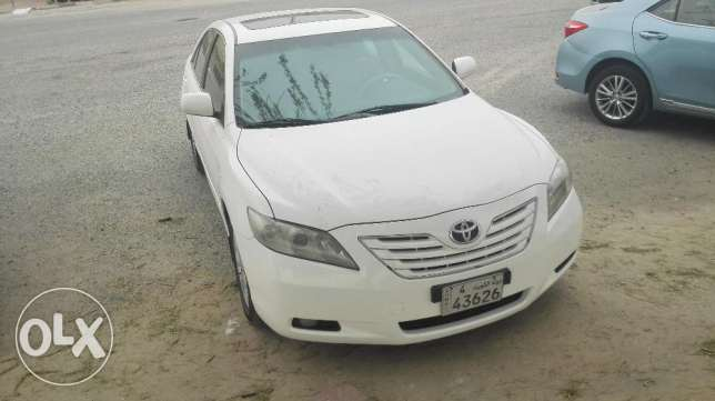 Toyota Camry for 2007 model