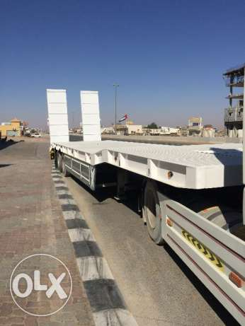 new lowbed trailers in saudi style in just 5999