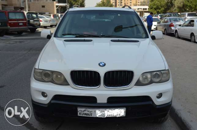 good condition BMW X5 2006