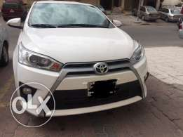 Toyota Yaris 2016 full option 1.5G