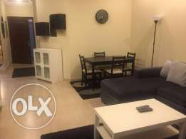 Furnished 1 bedroom flat on the Gulf Road Kd 400