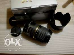 Tamron 70-300 vc VII F4 FOR CANON