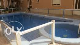 Salwa, beautiful large 2 bedrooms flat in a quiet complex