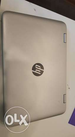 Hp Pavilion 13×360 i3 laptop for sell brand New Condition,