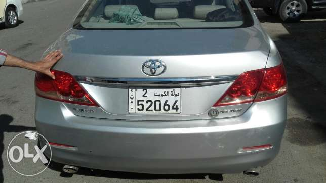 Toyota' aurion 2009 for sale r exchange with any other car