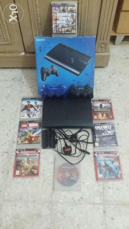 Ps3 slim for sale 70 or 65kd