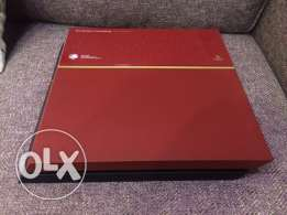 PS4 special edition (metal gear)