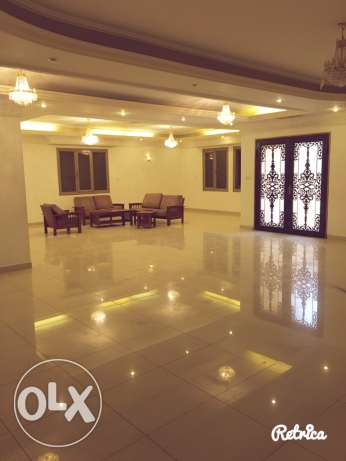 luxurious private villa in quite area in mangaf