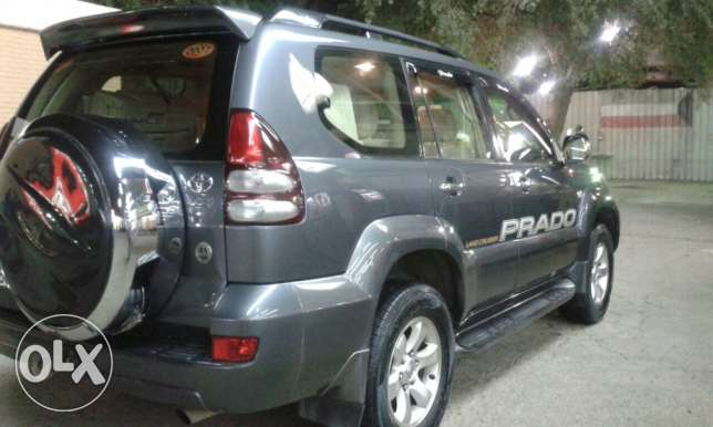 2007 Prado vx for seal