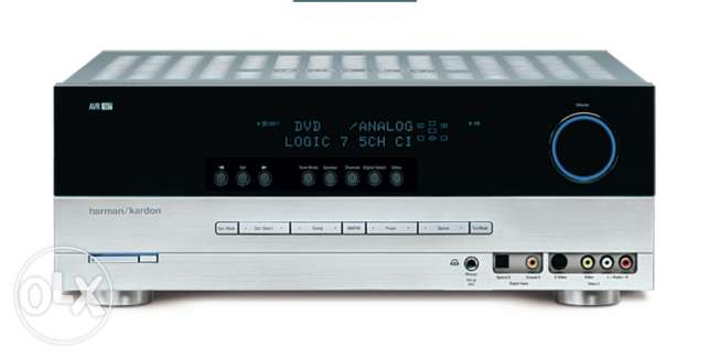 Harman Cardon receiver AVR 147