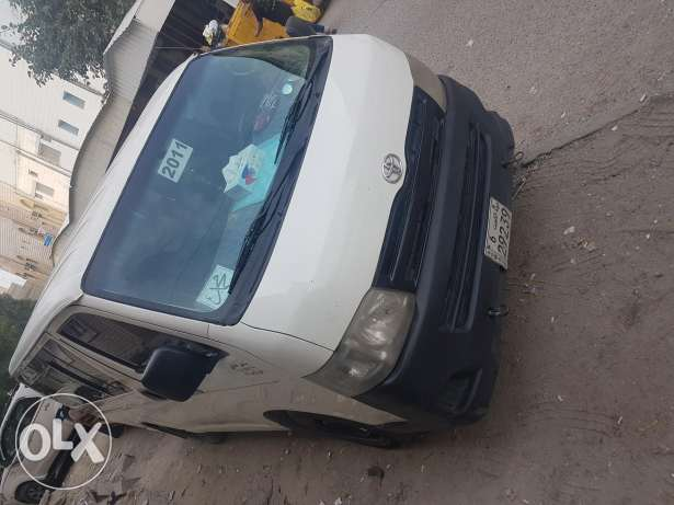 Toyota hiace seater 2011 model for sale