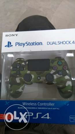 New PS4 controller for PS4