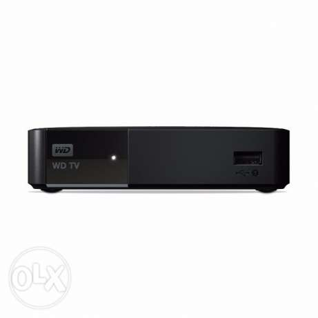 WD Live Streaming player
