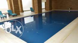 Bneid Al Gar Fully furnished 2 bedrooms swimming pool and gym