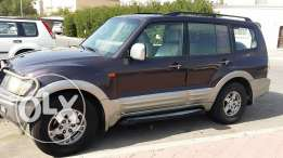 Mitsubisji Pajero for sale excellent condition 2001