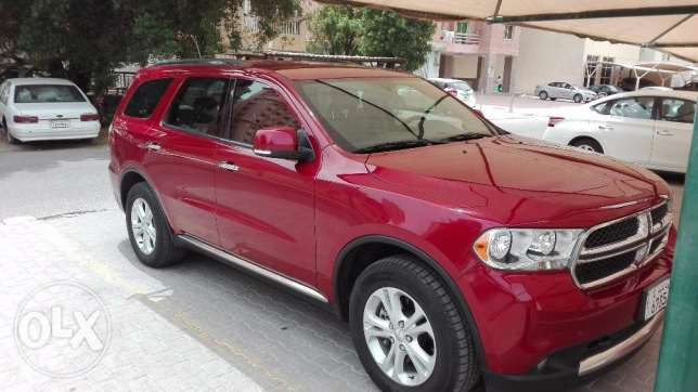 Dodge Durango 2013 like new