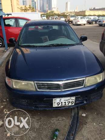 passing finish this month very good condition no need to pay a single kd to garage car sale سلوى -  1
